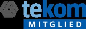 Logo Tekom Mitglied